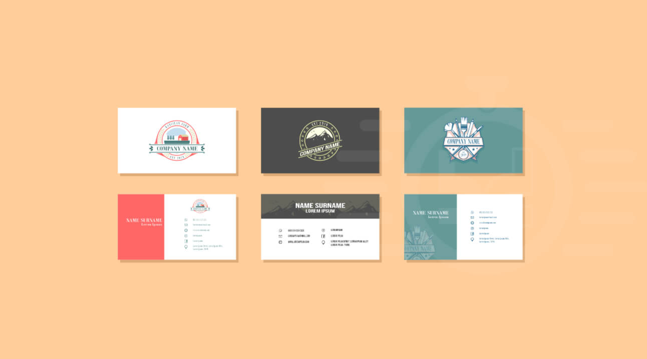 100 Best Free Psd Business Card Mockups 2020 Within Business Card Size Template Psd