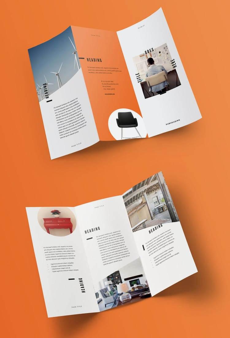 100 Best Indesign Brochure Templates Inside Brochure Templates Free Download Indesign