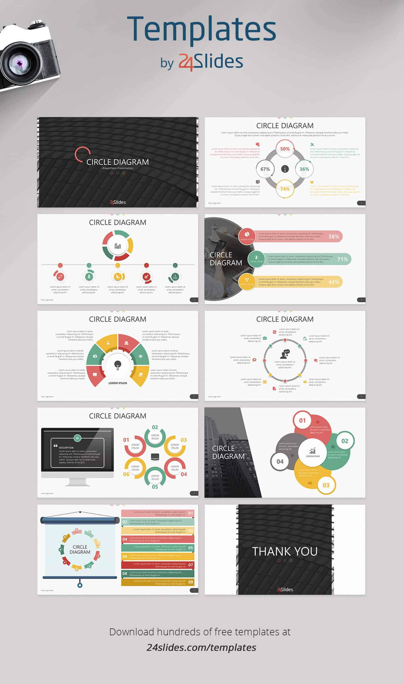 15 Fun And Colorful Free Powerpoint Templates | Present Better Throughout Fun Powerpoint Templates Free Download