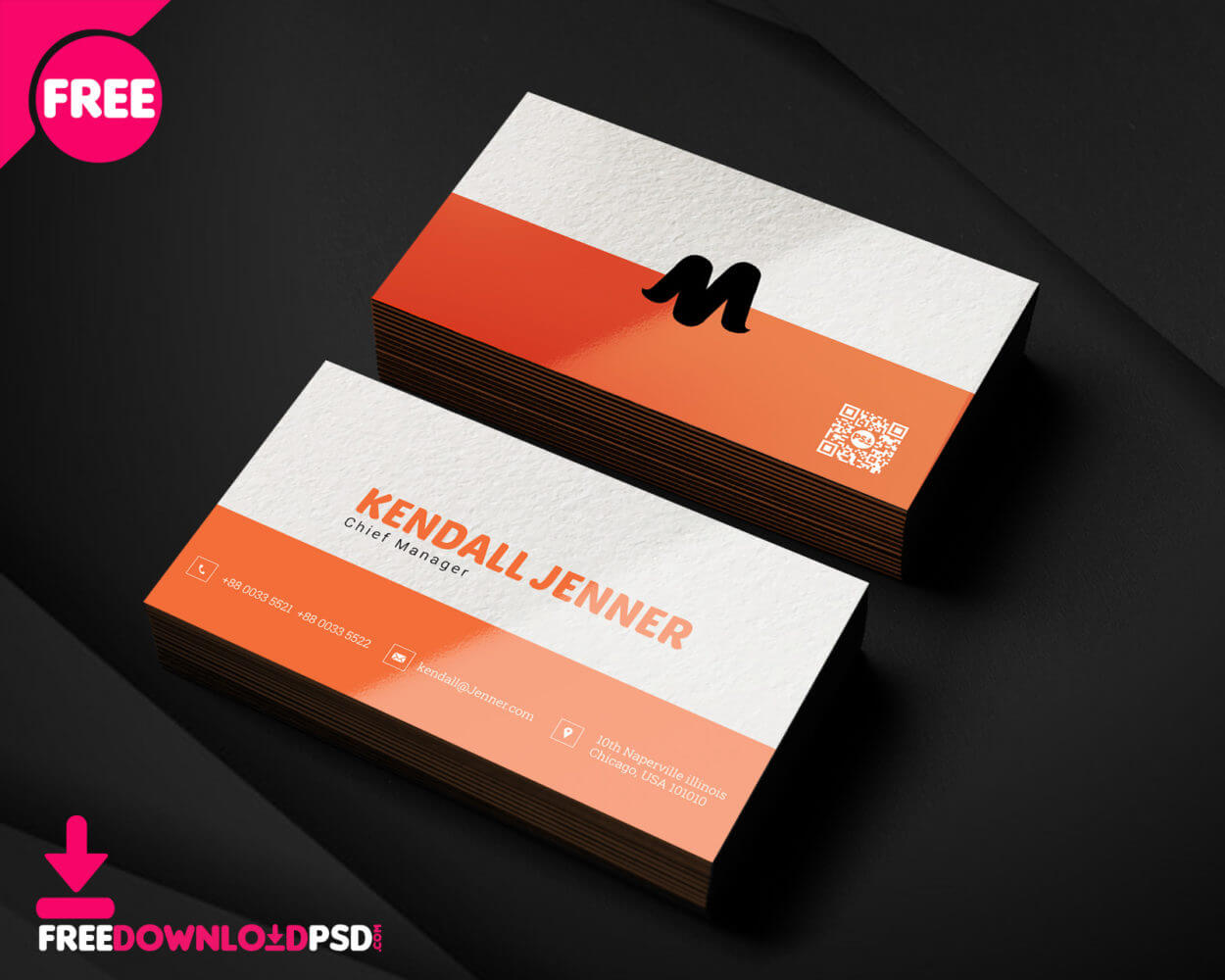 150+ Free Business Card Psd Templates In Free Business Card Templates In Psd Format