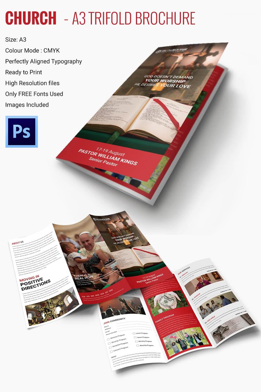 16+ Popular Church Brochure Templates – Ai,psd, Docs, Pages Inside Free Church Brochure Templates For Microsoft Word