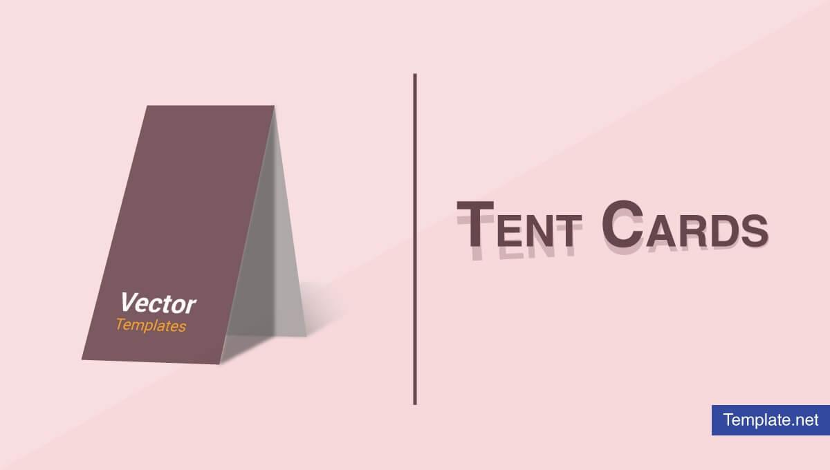18+ Tent Card Designs & Templates – Ai, Psd, Indesign | Free Regarding Name Tent Card Template Word