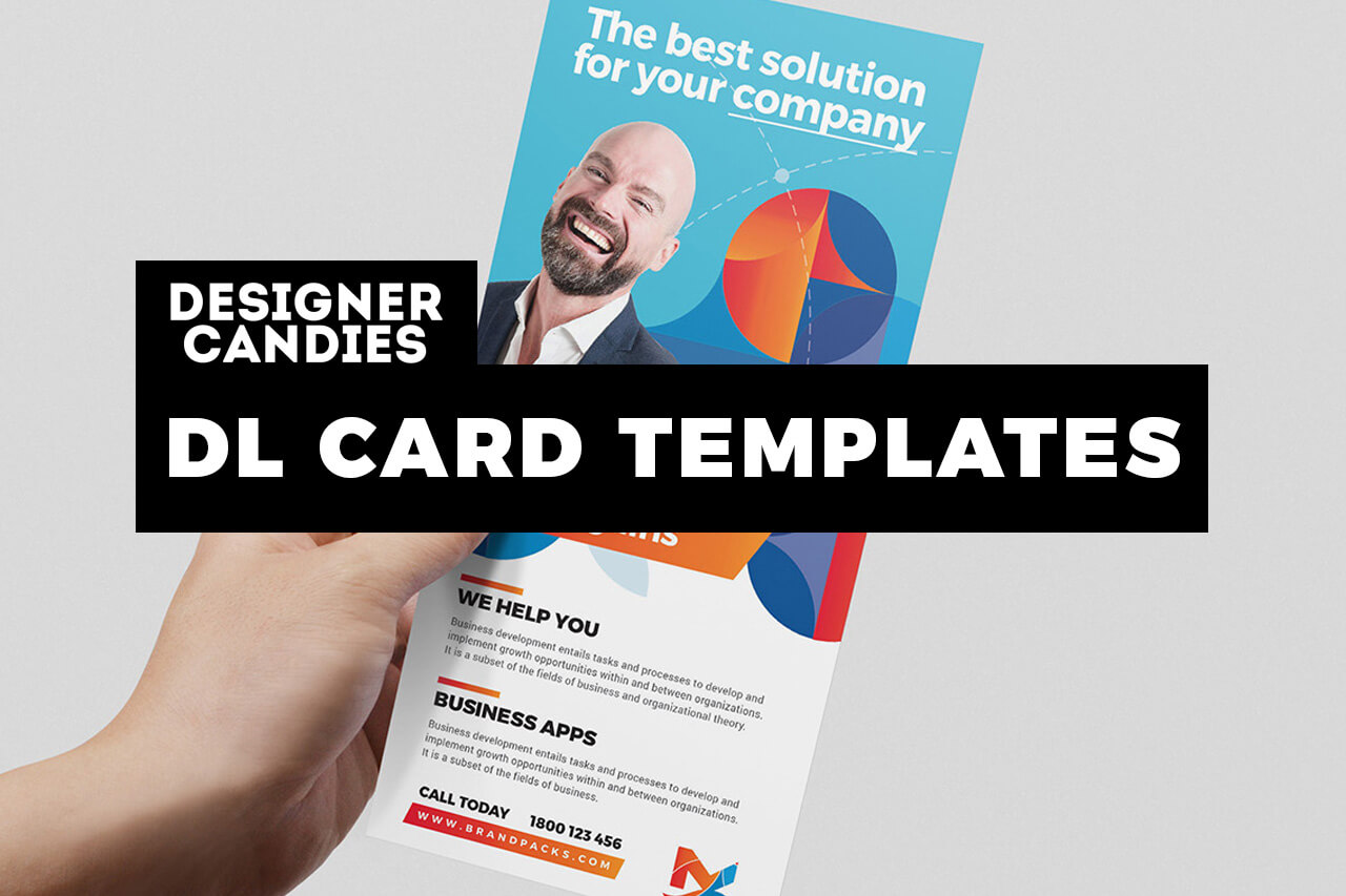 24+ Dl Card Templates For Photoshop & Illustrator Intended For Dl Card Template