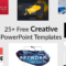 25+ Creative Free Powerpoint Templates With Powerpoint Slides Design Templates For Free