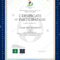 28+ Certificate Of Participation Designs & Templates – Psd Pertaining To Choir Certificate Template