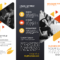 3 Panel Brochure Template Google Slides With Three Panel Brochure Template