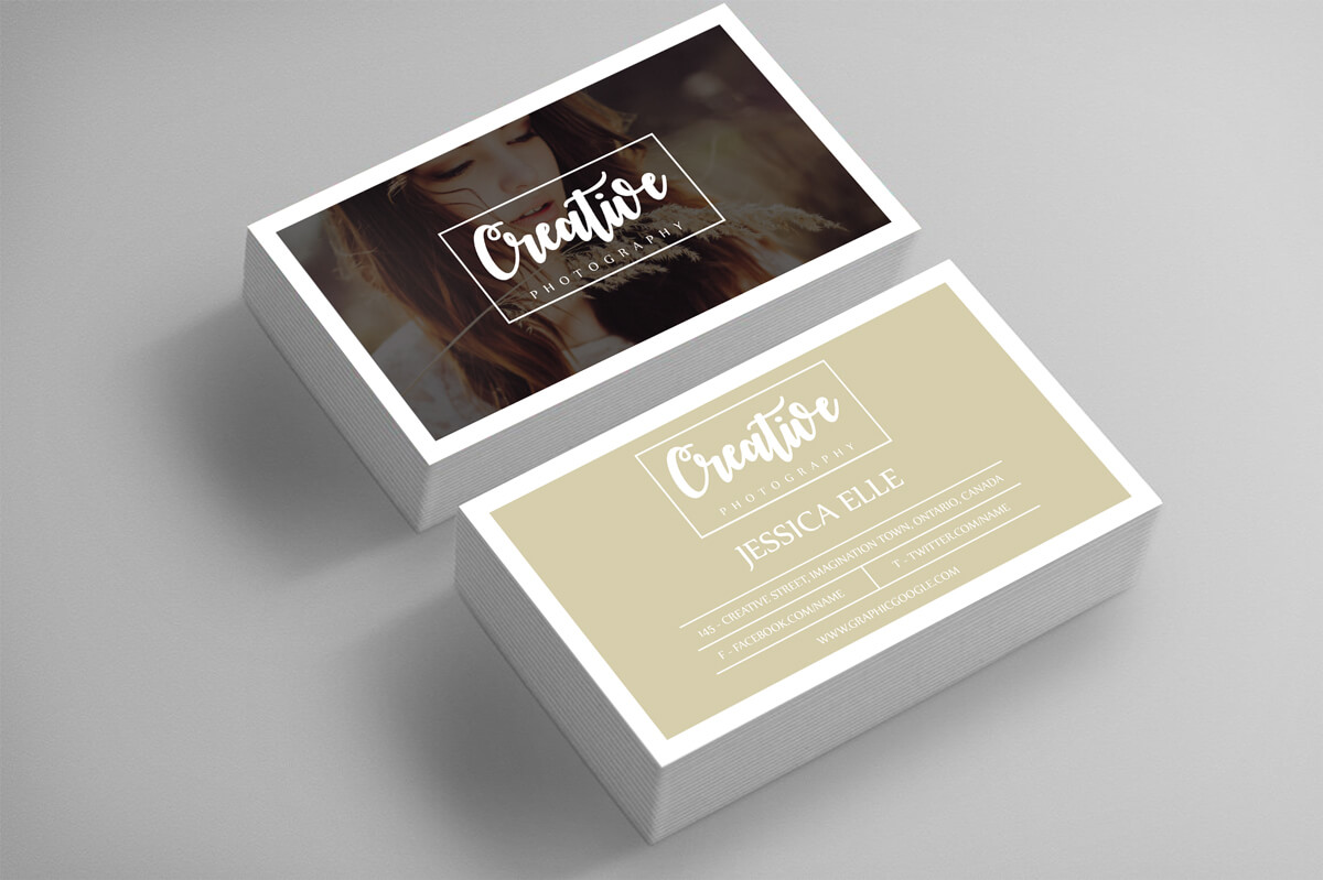 40+ Business Card Templates For Photographers | Decolore With Regard To Free Business Card Templates For Photographers