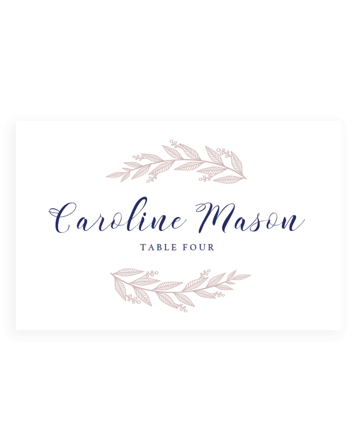 79 Creating Wedding Name Card Templates For Free With Throughout Table Name Cards Template Free