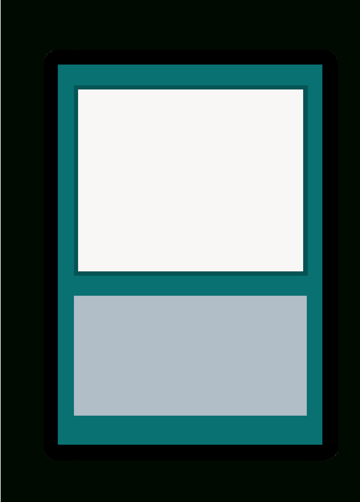 blank magic card template  professional template ideas