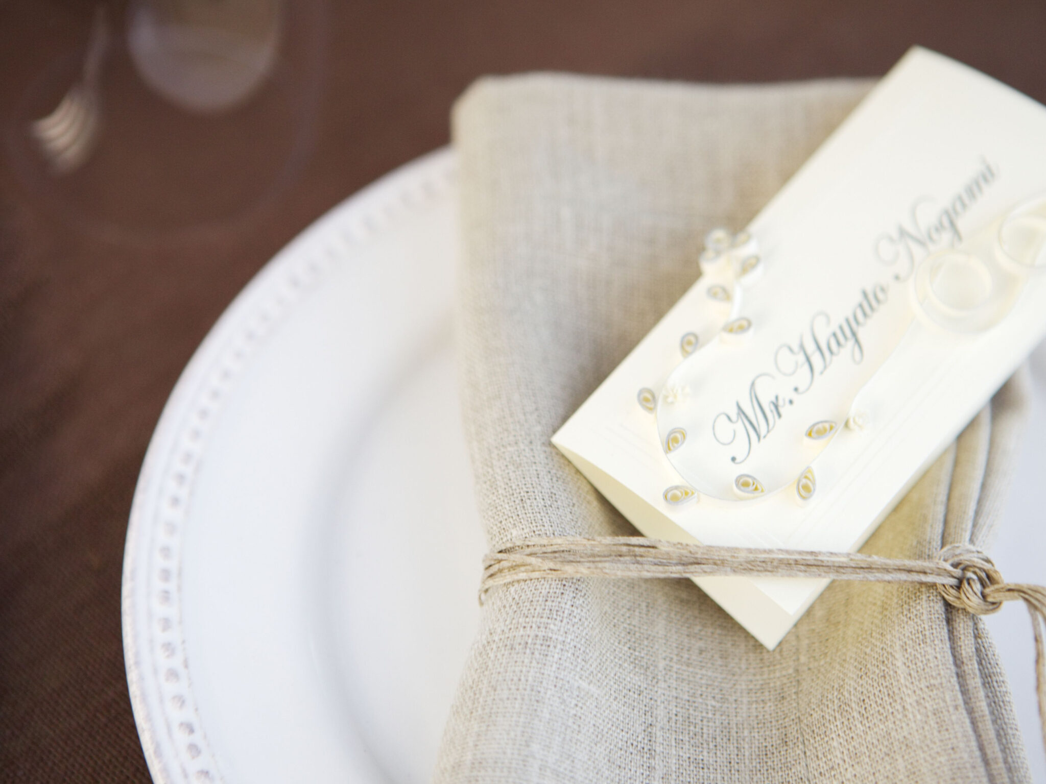 8 Free Wedding Place Card Templates in Place Card Template ...