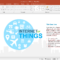 Animated Internet Of Things Template For Powerpoint With Regard To What Is Template In Powerpoint