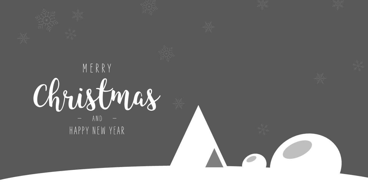Animated Snow Greeting Card For Powerpoint – Christmas For Greeting Card Template Powerpoint