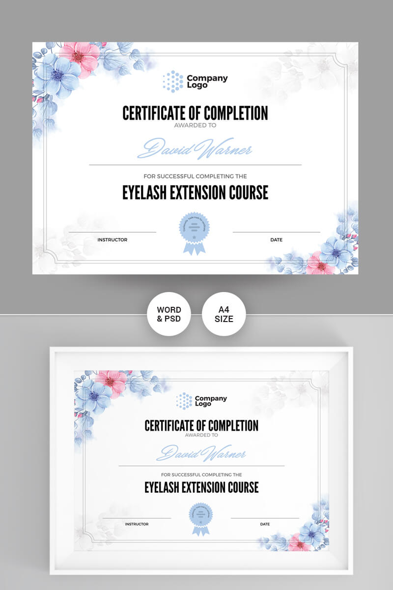 Best Editable Completion Vendors Design #86963 Sale. Super With Regard To Vbs Certificate Template