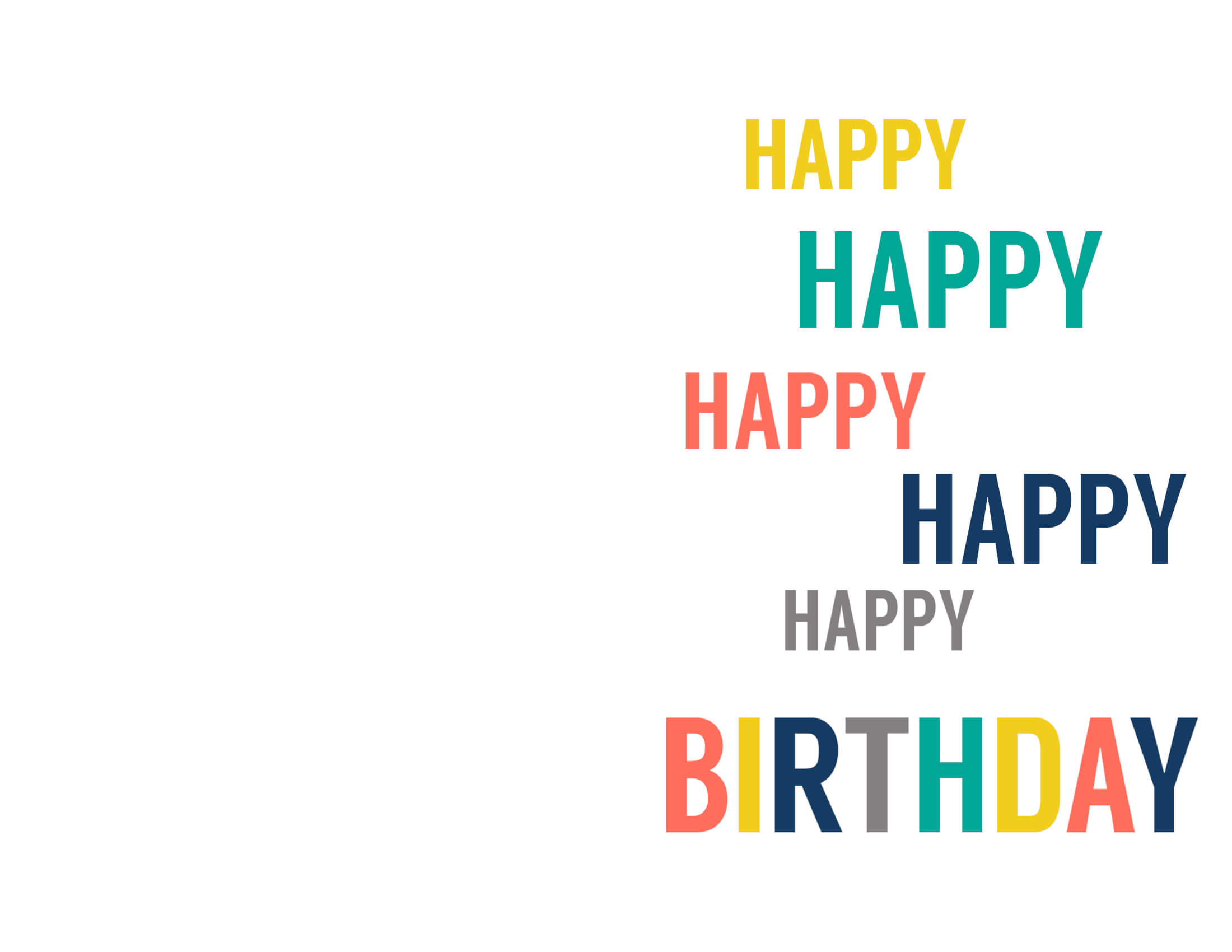 Birthday Cards Templates To Print - Calep.midnightpig.co Within Template For Cards To Print Free