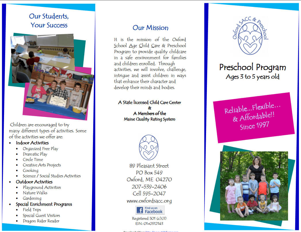 Brochure Templates Ms Word – Calep.midnightpig.co With Free Church Brochure Templates For Microsoft Word