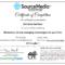 Certificate Examples – Simplecert Pertaining To Ceu Certificate Template