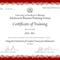 Certificate Examples – Simplecert Regarding Ceu Certificate Template