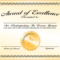 Certificate Template Award   Safebest.xyz With Regard To Professional Award Certificate Template