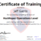 Certificates Of Training Completion Templates – Simplecert Within Safe Driving Certificate Template