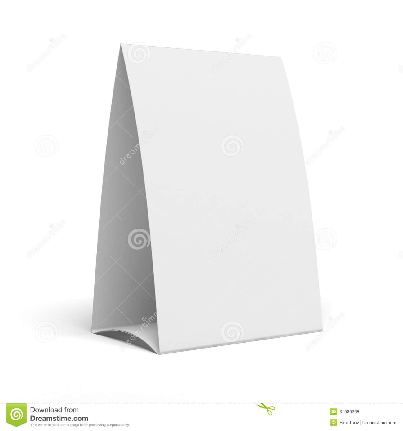 Шатер Таблицы Иллюстрация Штока. Иллюстрации Насчитывающей Pertaining To Tri Fold Tent Card Template