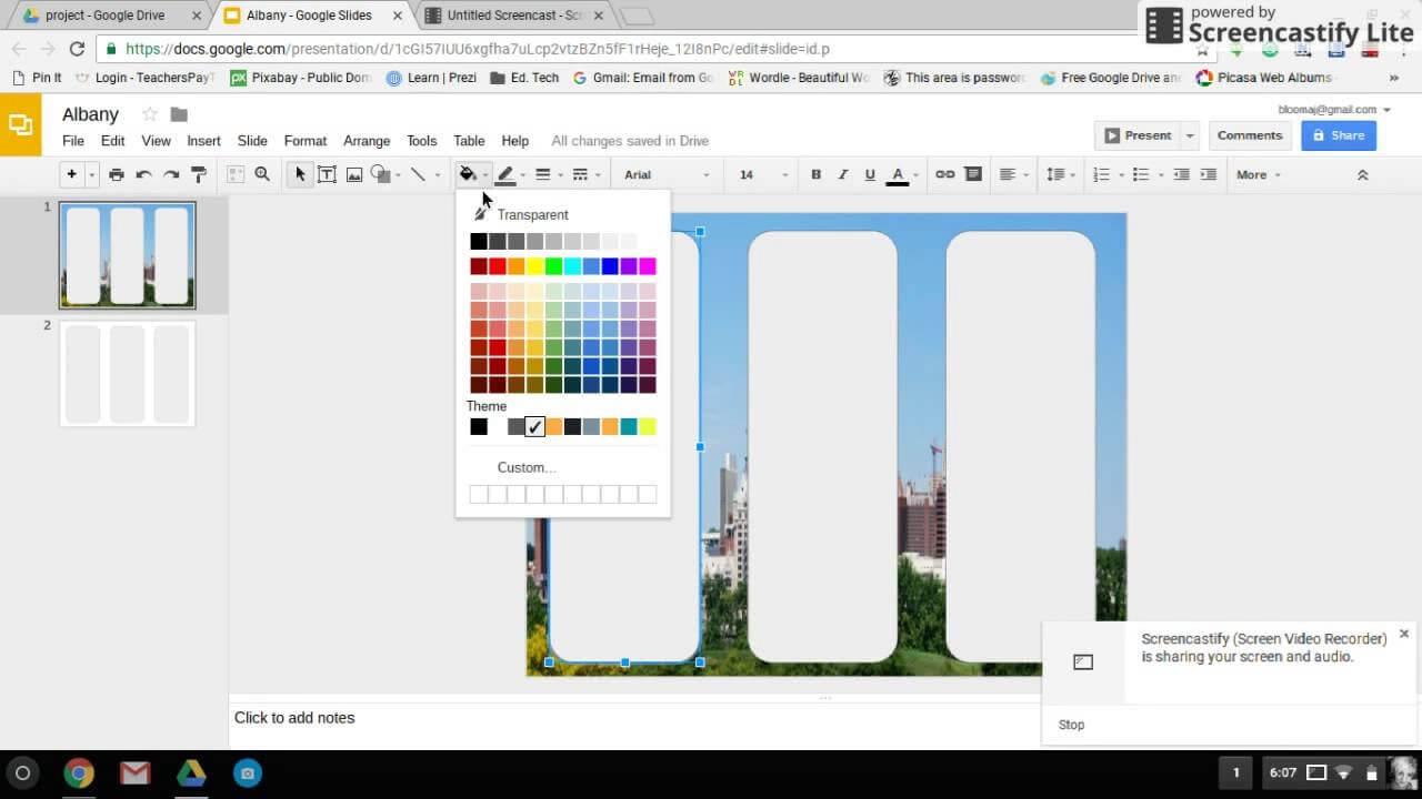 Design 1 Google Slides Brochure For Brochure Template For Google Docs