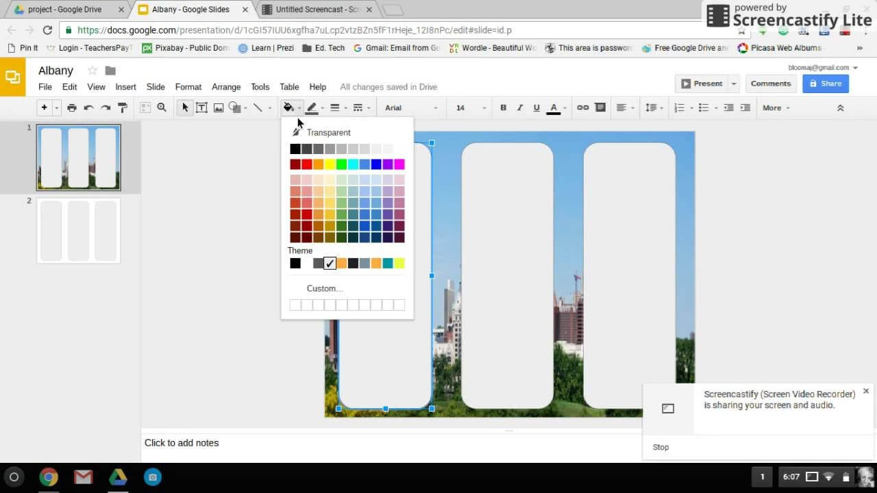 Design 1 Google Slides Brochure Regarding Brochure Template Google Docs