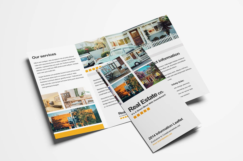 E Brochure Free – Calep.midnightpig.co Regarding Online Brochure Template Free