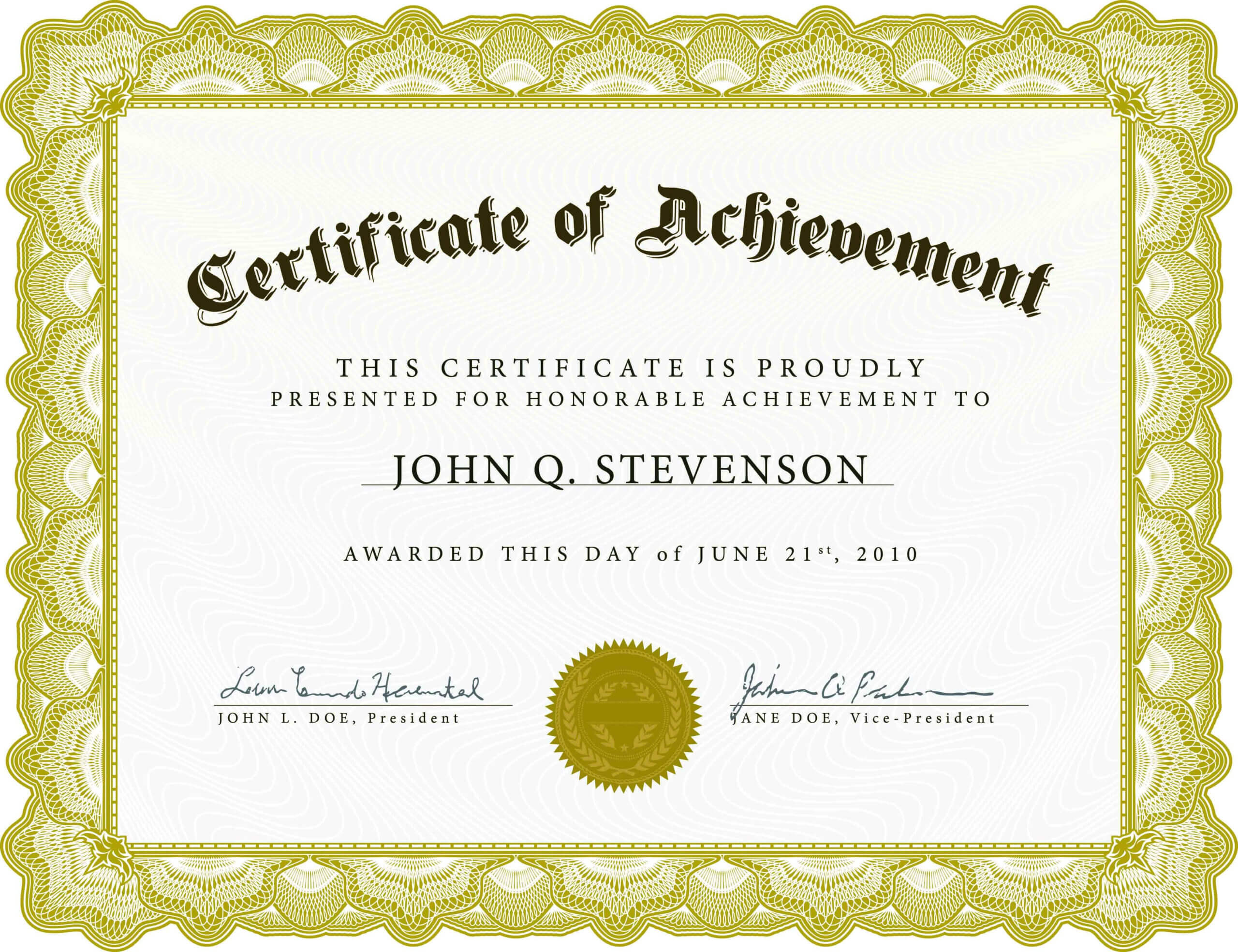 Employee Of The Month Certificate Sample – Calep.midnightpig.co Intended For Manager Of The Month Certificate Template