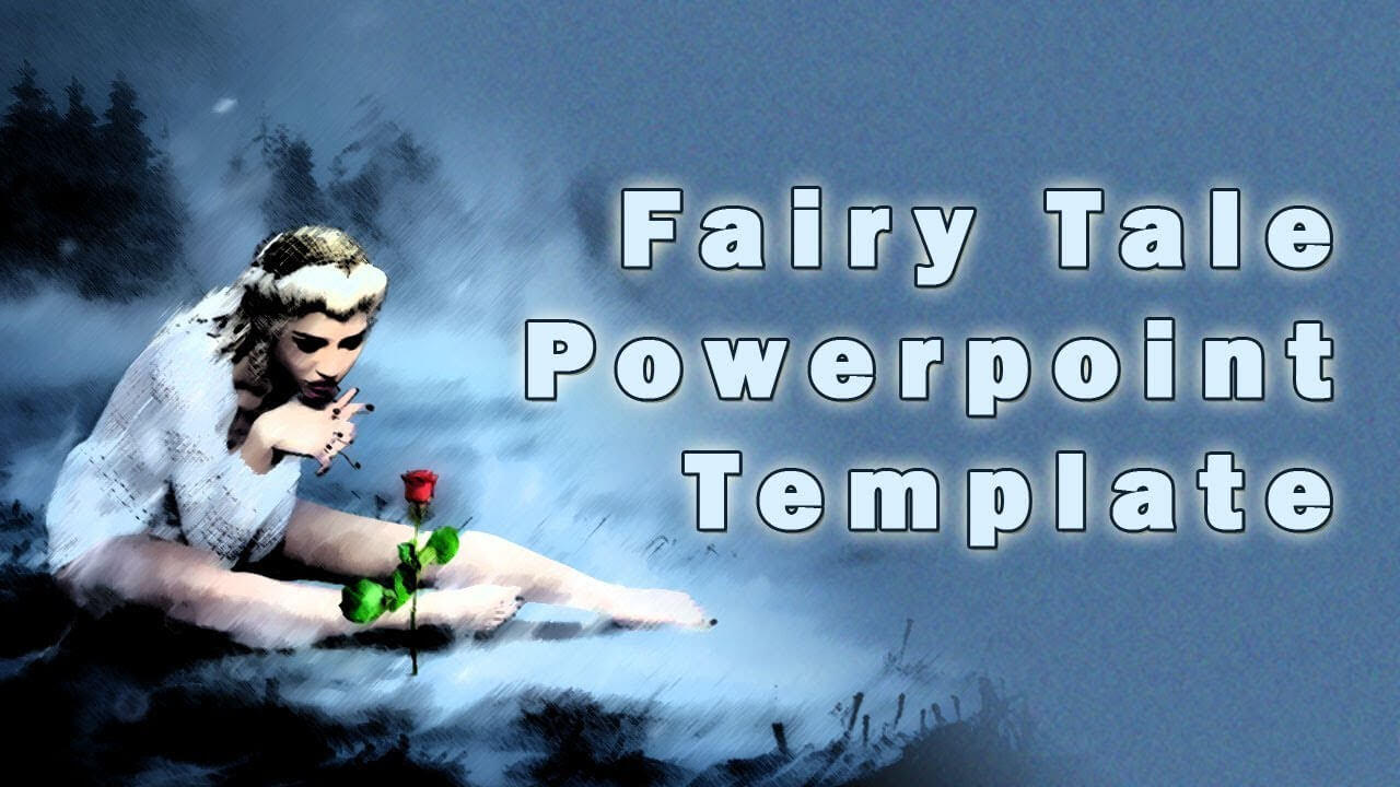 Fairy Tale Powerpoint Template With Clip Art - Youtube For Fairy Tale Powerpoint Template