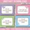 Food Place Cards Template – Calep.midnightpig.co Regarding Place Card Template 6 Per Sheet