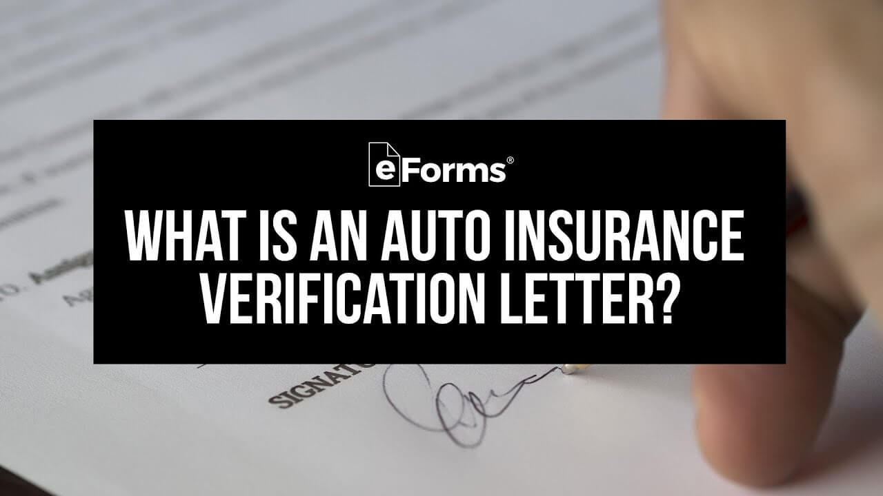 Free Auto Insurance Verification Letter – Pdf | Word Pertaining To Auto Insurance Card Template Free Download