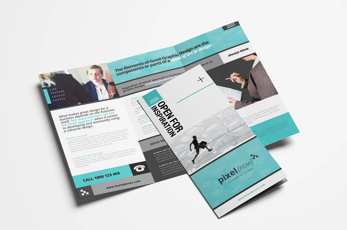 Free Business Trifold Brochure Template In Psd & Vector Intended For Free Tri Fold Business Brochure Templates