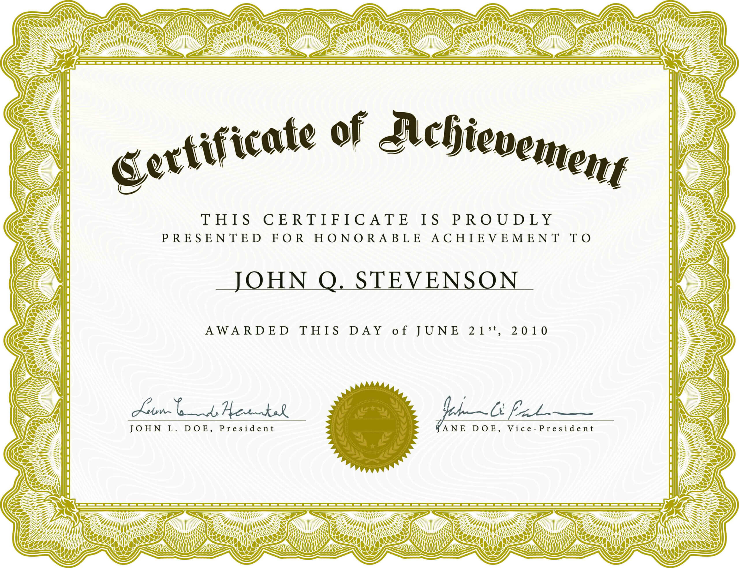Free Certificate Border Templates For Word – Calep With Regard To Certificate Templates For Word Free Downloads