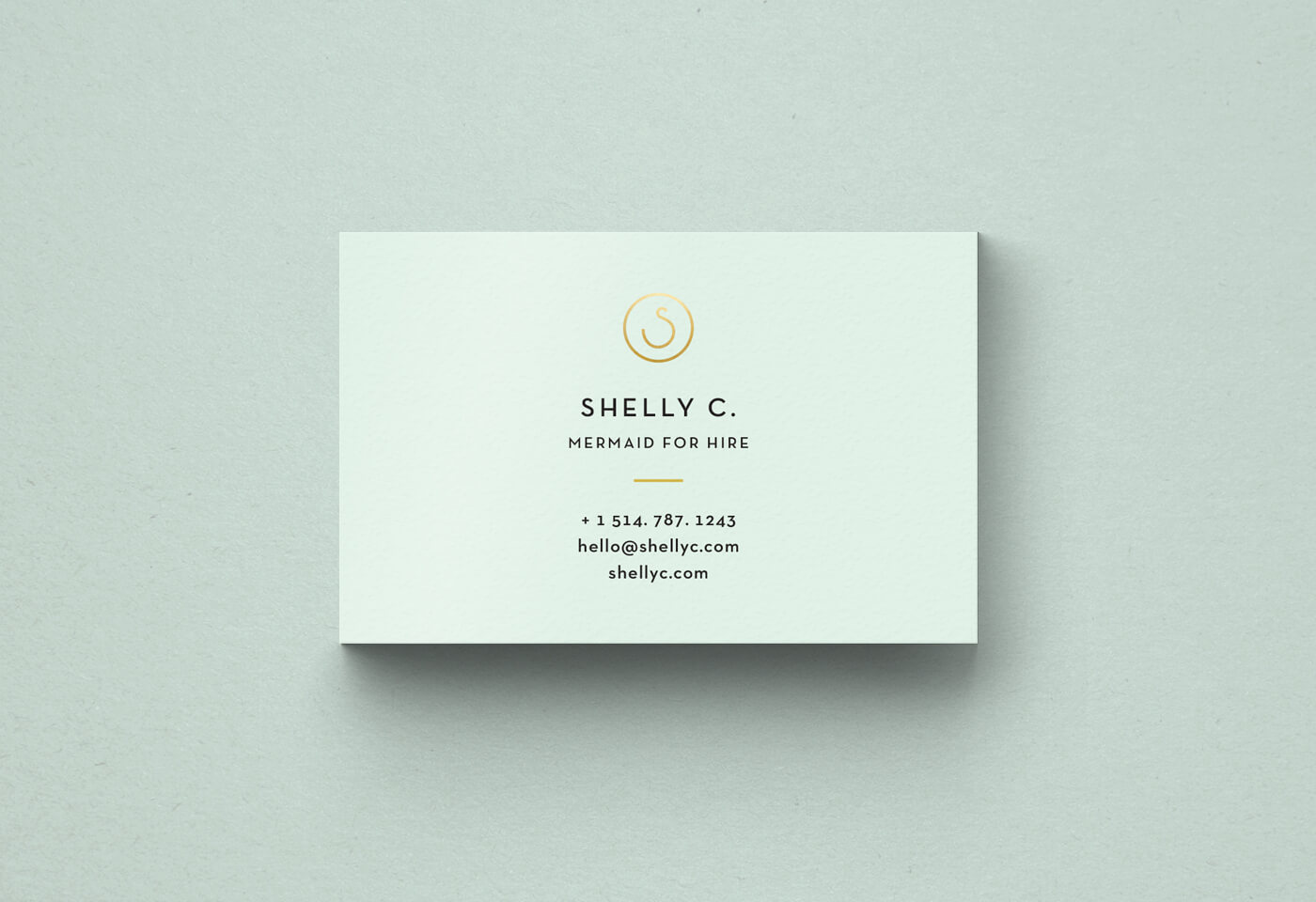 Free Minimal Business Card Template In Free Complimentary Card Templates