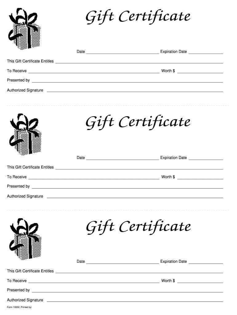 Gift Certificate Templates – Calep.midnightpig.co Pertaining To Mary Kay Gift Certificate Template