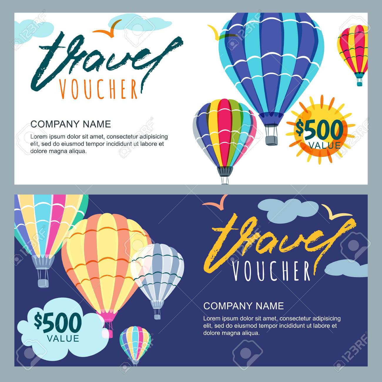 Gift Travel Voucher Template. In Free Travel Gift Certificate Template