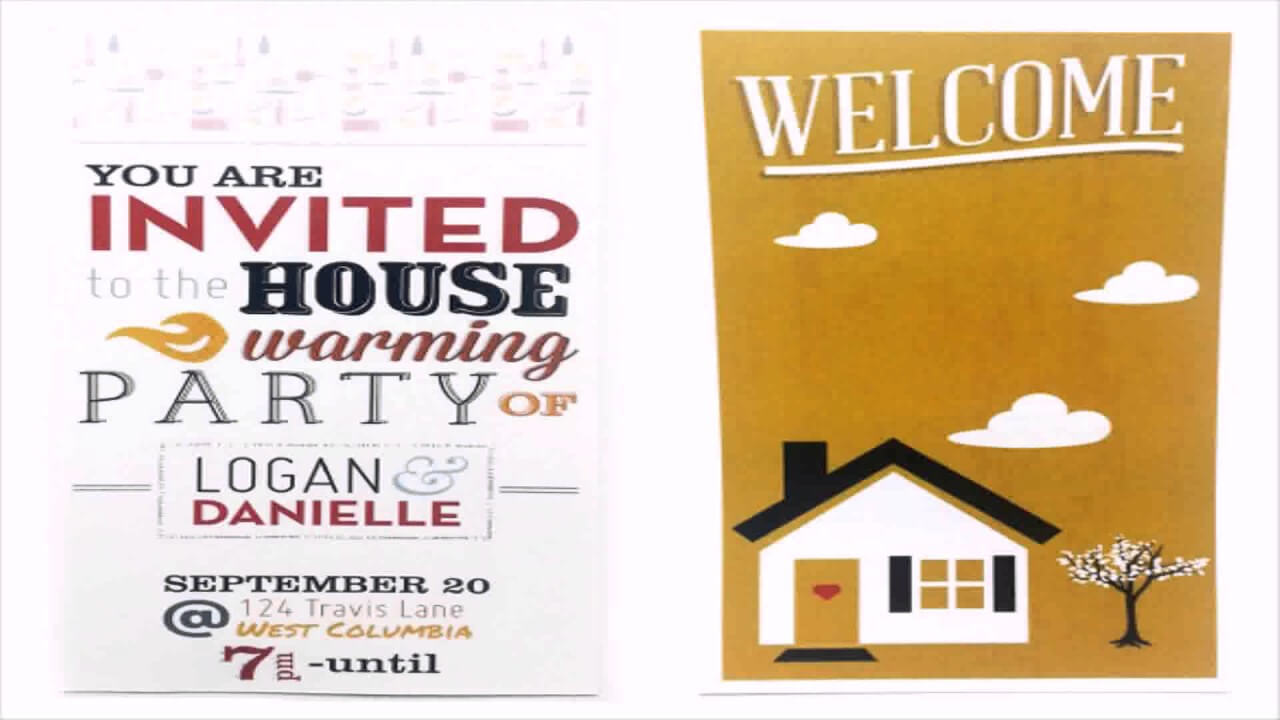 House Warming Invitation Samples – Calep.midnightpig.co Intended For Free Housewarming Invitation Card Template