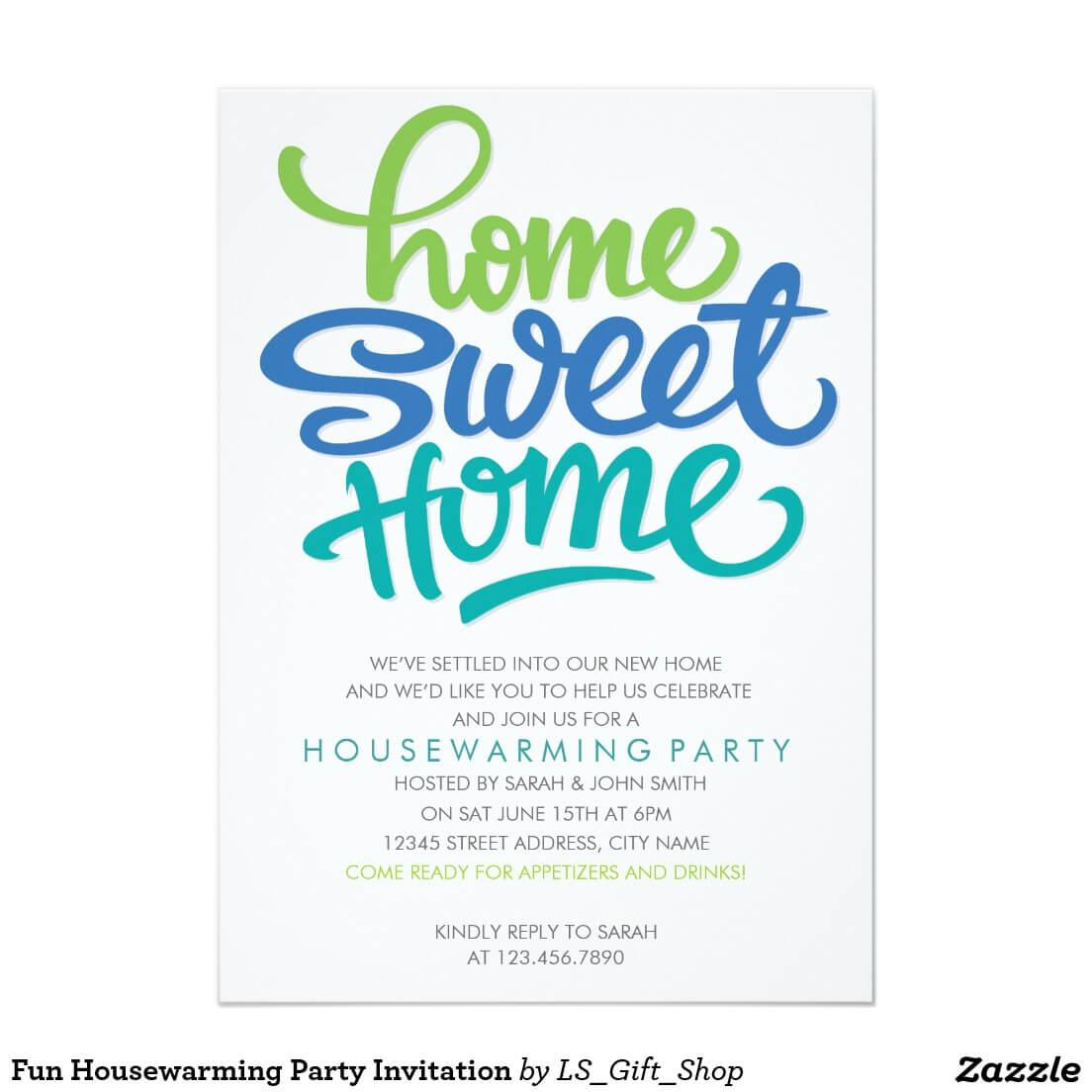 Housewarming Templates. Free Printable Housewarming Party Throughout Free Housewarming Invitation Card Template