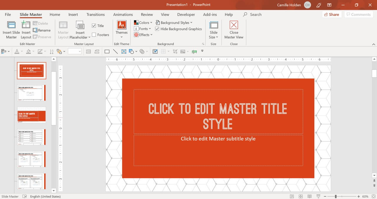 How To Create A Powerpoint Template (Step By Step) Within How To Save A Powerpoint Template