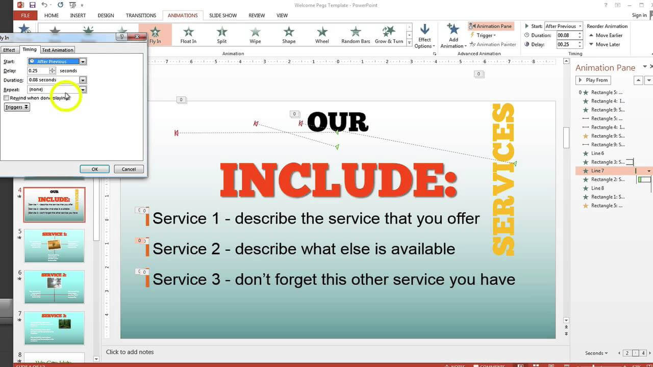 How To Edit Animations In A Powerpoint Template Inside How To Edit Powerpoint Template