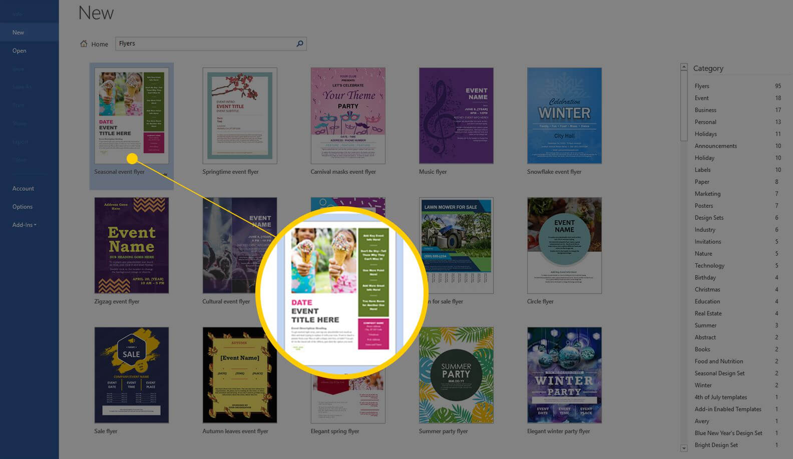 How To Make A Flyer On Word For Free Brochure Templates For Word 2010