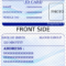 Id Card Printable – Calep.midnightpig.co Within World War 2 Identity Card Template