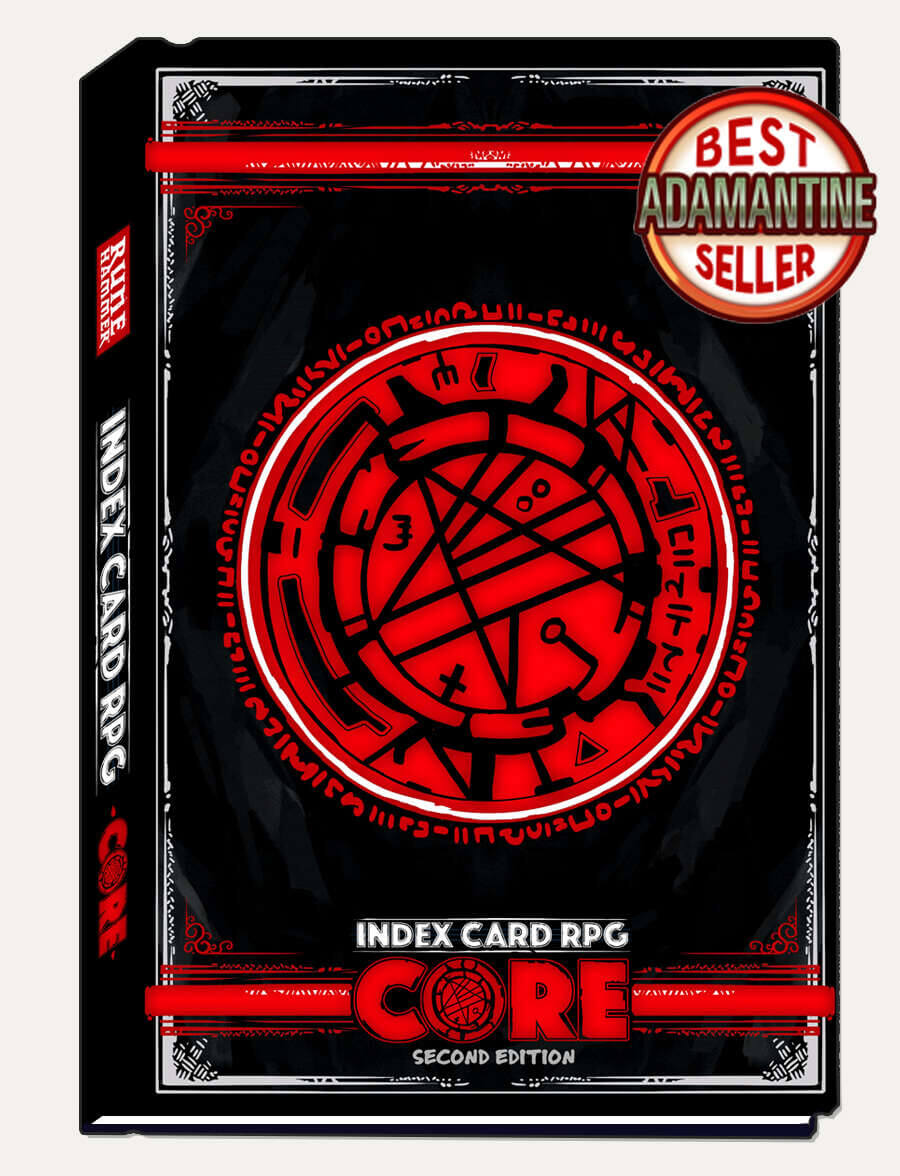 Index Card Rpg Core 2E – Runehammer Games | Drivethrurpg Inside Index Card Template Open Office