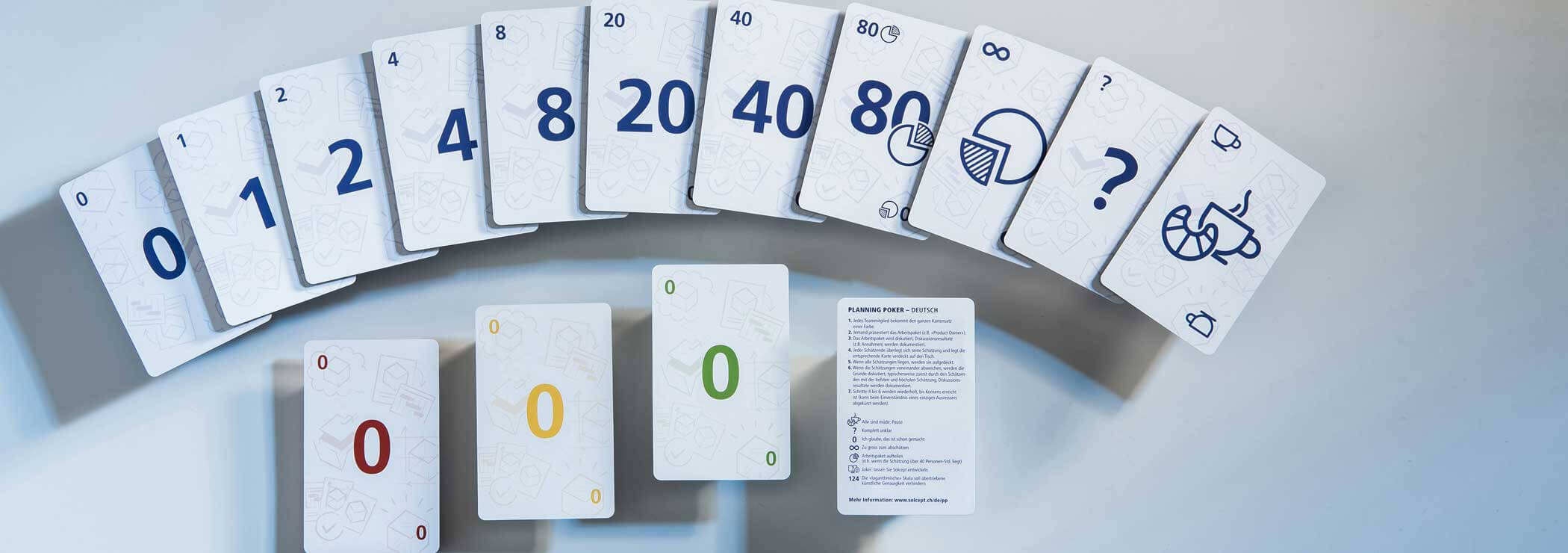 Instructions For Planning Poker Intended For Planning Poker Cards Template