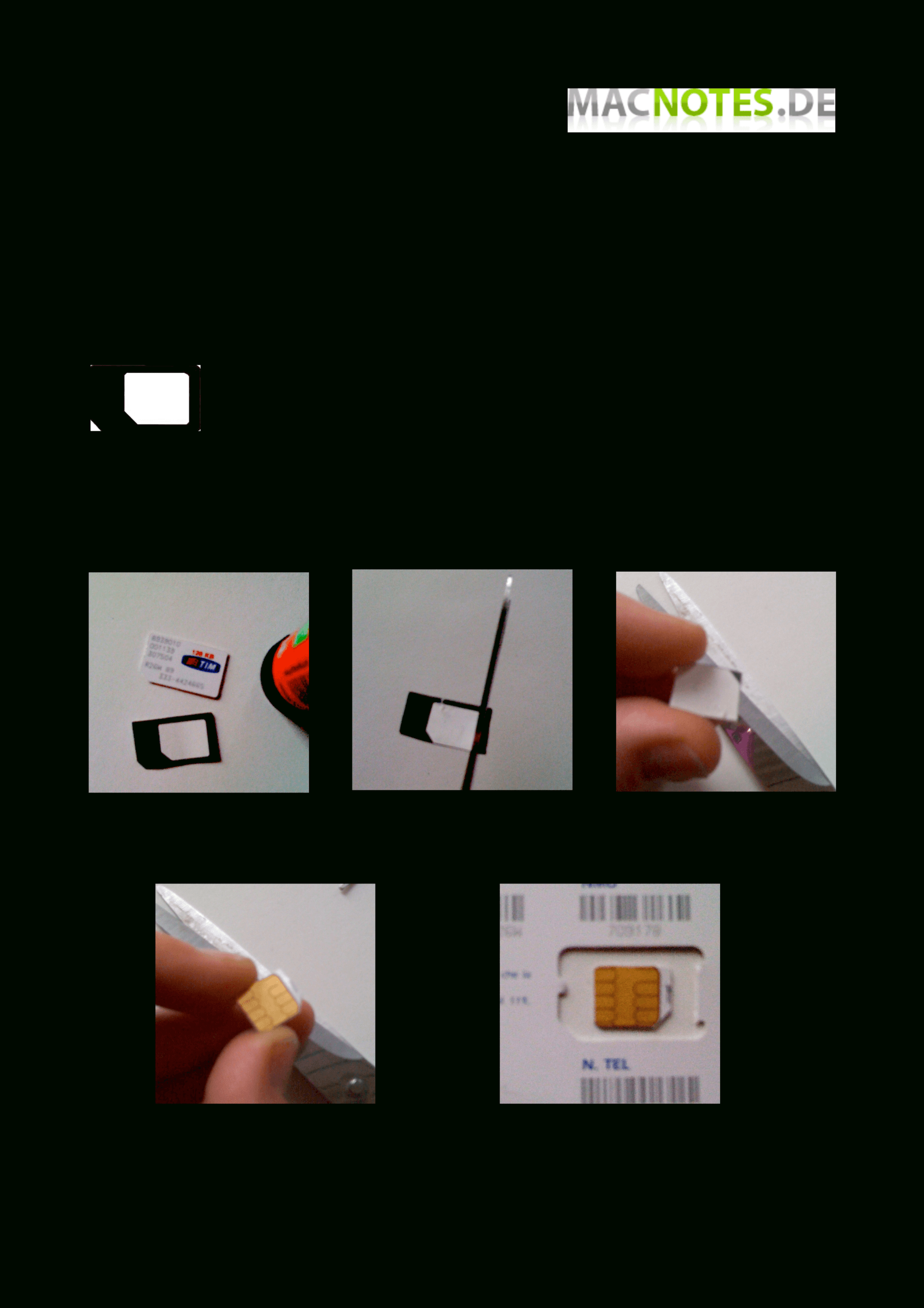 Micro Sim Cutting Template   Templates At within Sim Card ...