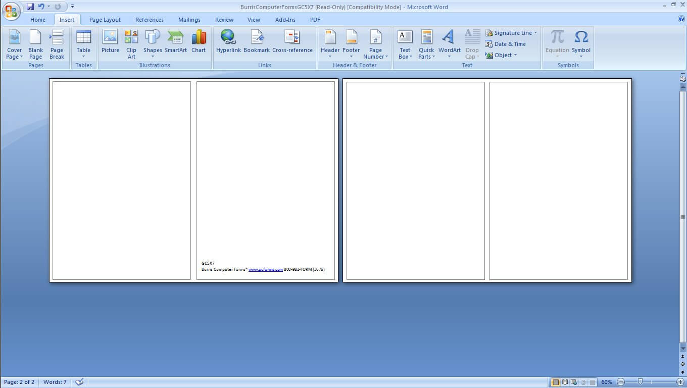 Microsoft Word Card Templates - Calep.midnightpig.co Pertaining To Ms Word Place Card Template