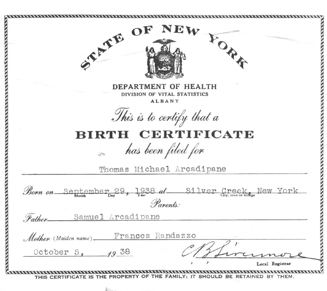 Novelty Birth Certificate Template – Great Professional With Regard To Novelty Birth Certificate Template