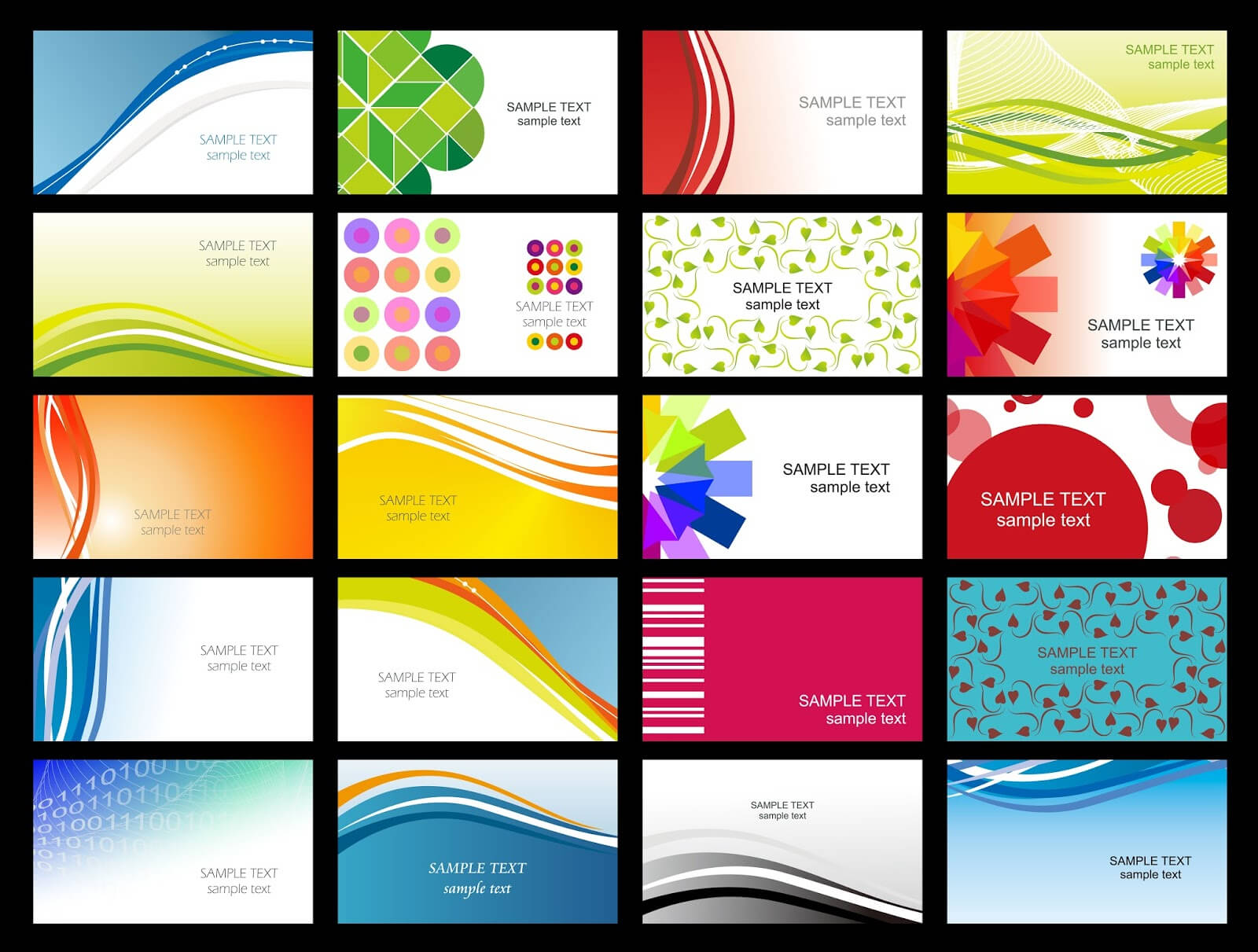 Printable Business Card Template – Business Card Tips In Blank Business Card Template For Word