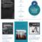 Real Estate Home Informational Tri Fold Brochure Template Throughout 4 Fold Brochure Template