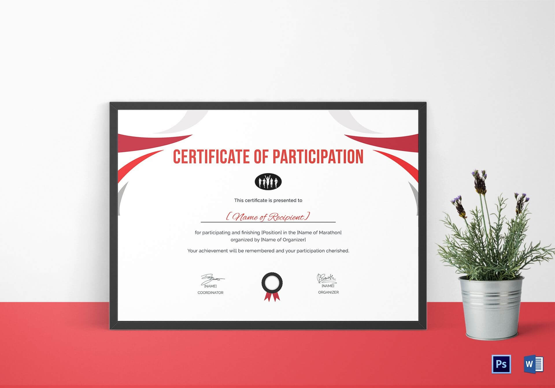 Running Certificate Template - Carlynstudio Throughout Running Certificates Templates Free